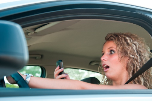 SC Distracted Driving Lawyers