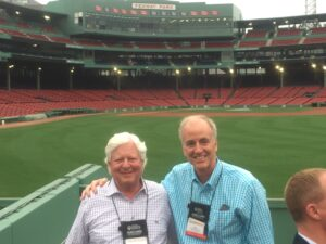 John White and Tom Killoren attend AAJ Annual conference